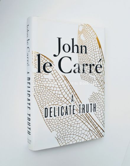 A Delicate Truth Signed by John le Carré First Edition Viking 2013